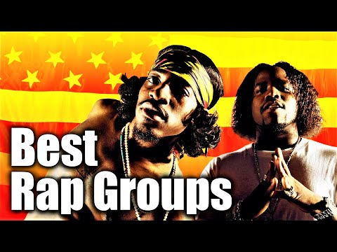 Top 100 - The Best Rap Groups & Duos Of All Time