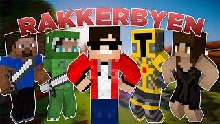 Norsk minecraft: Rakkerbyen Episode #1 !