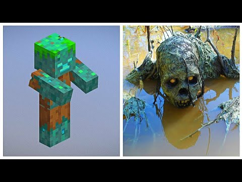 Minecraft Things In Real Life