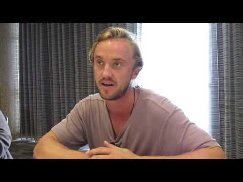 Tom Felton for The Flash at SDCC 2016