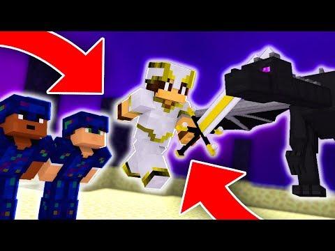 Minecraft: ADR #31 - ROYAL GUARDIAN vs ENDER DRAGON!