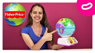 Умный глобус Fisher Price. Обзор интерактивной игрушки для детей