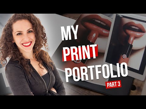 Print Marketing for Commercial Photography: Part 3: Putting it all together