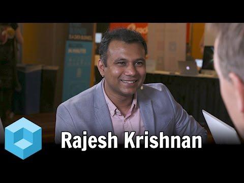 Rajesh Krishnan, AIMIA - Spark Summit 2016 - #SparkSummit - #theCUBE