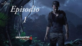 Uncharted 4: A Thief's End EP.1