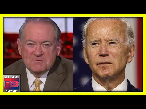 MUST SEE: Mike Hackabee Makes it CLEAR Just How Radical Joe Biden REALLY Is
