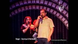 Karaoke by Sowmya and Venkatesh