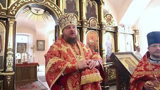 Слово митрополита Ферапонта в день памяти свт. Игнатия Брянчининова