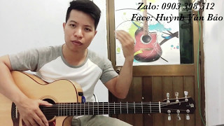 [ Guitar solo] Cách bắt tone guitar