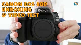 Canon EOS 80D Unboxing & Video Test with EFS 10-18mm Lens #Canon80D(Canon EOS 80D Unboxing & Video Test with EFS 10-18mm Lens SUBSCRIBE - http://bit.ly/subcribetome Get your Canon 80D at Park Cameras ..., 2016-03-31T16:32:02.000Z)