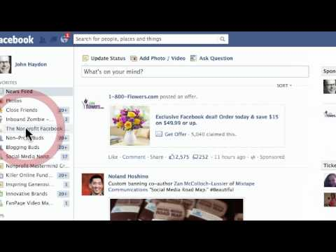 How to use Facebook Ads to Promote your Facebook Page