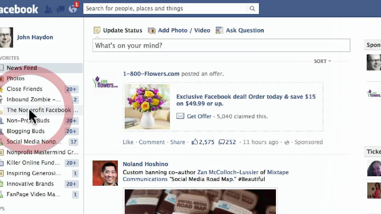 How to use facebook - How To Use Facebook 34