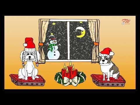 Fräulein Wolkes Weihnachtsgeschichte