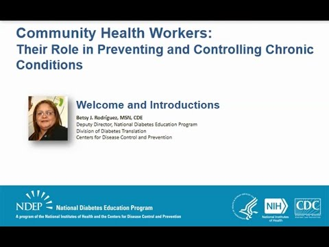 Community Health Workers: Their Role in Preventing and Controlling Chronic Conditions
