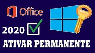 Como ativar windows 10 fácil e rápido 2018