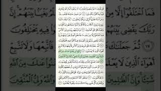 Jasiya surasi to'liq Qur'on tilovati