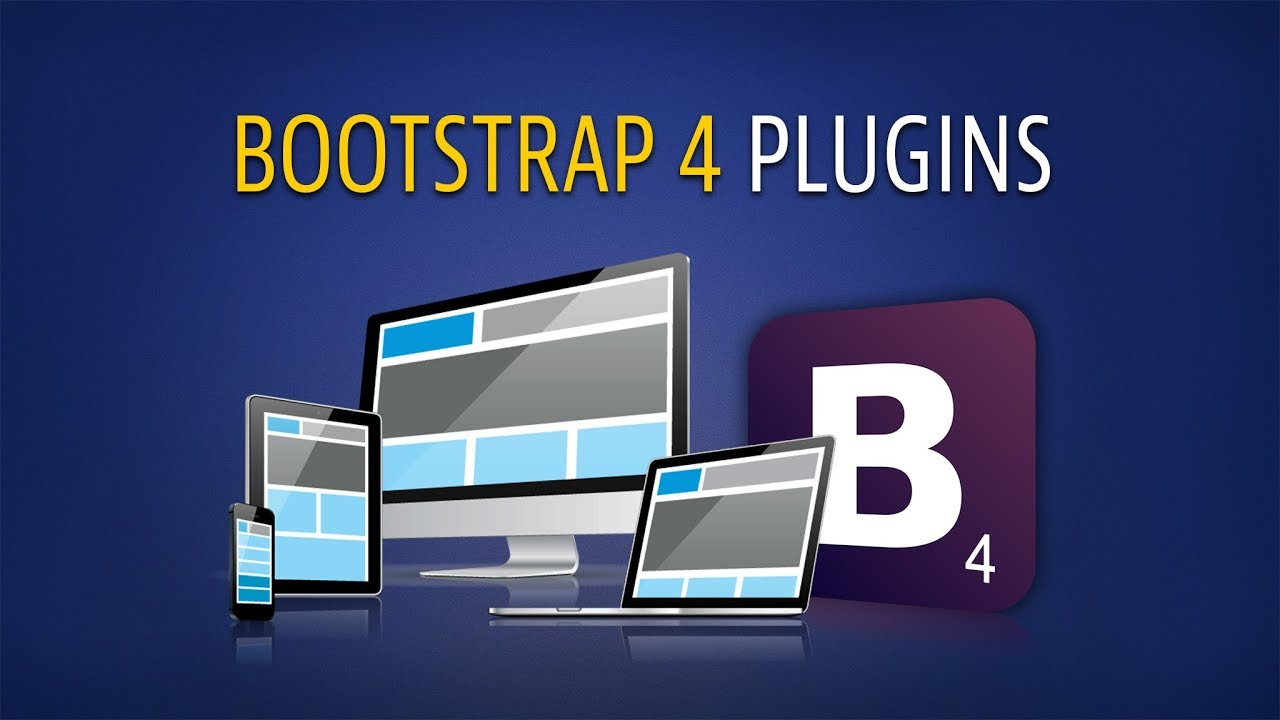 Bootstrap 4 Plugins | Eduonix