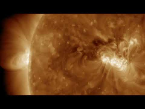 SOLAR ACTIVITY UPDATE: Solar Activity increases. Aug 20th, 2017.