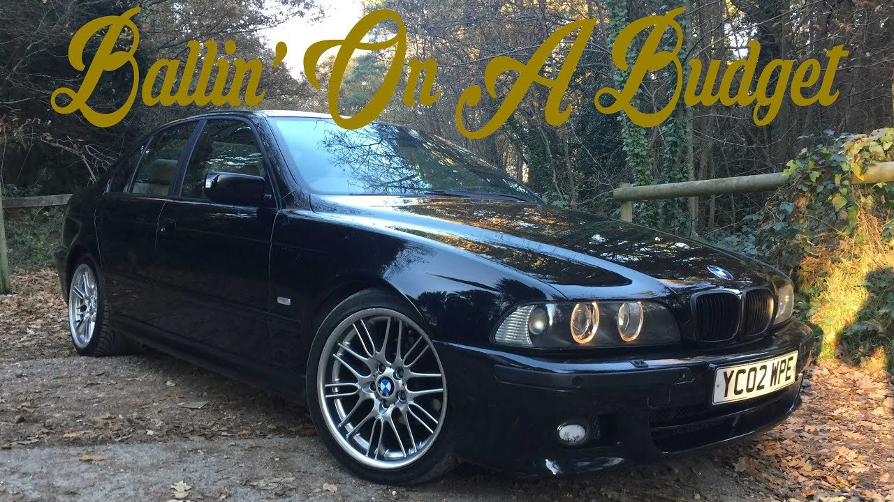 m5 turbo diesel ballin 39 on a budget bmw e39 525d review youtube. Black Bedroom Furniture Sets. Home Design Ideas