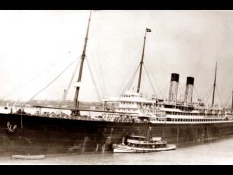 RMS Baltic II, White Star Line, Heinzelmännchen Wachtparade