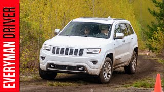 2014 Jeep Grand Cherokee Review on Everyman Driver