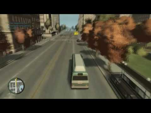 GTA 4 MOD - Liberty City Jobs Minigame (+2 new jobs)