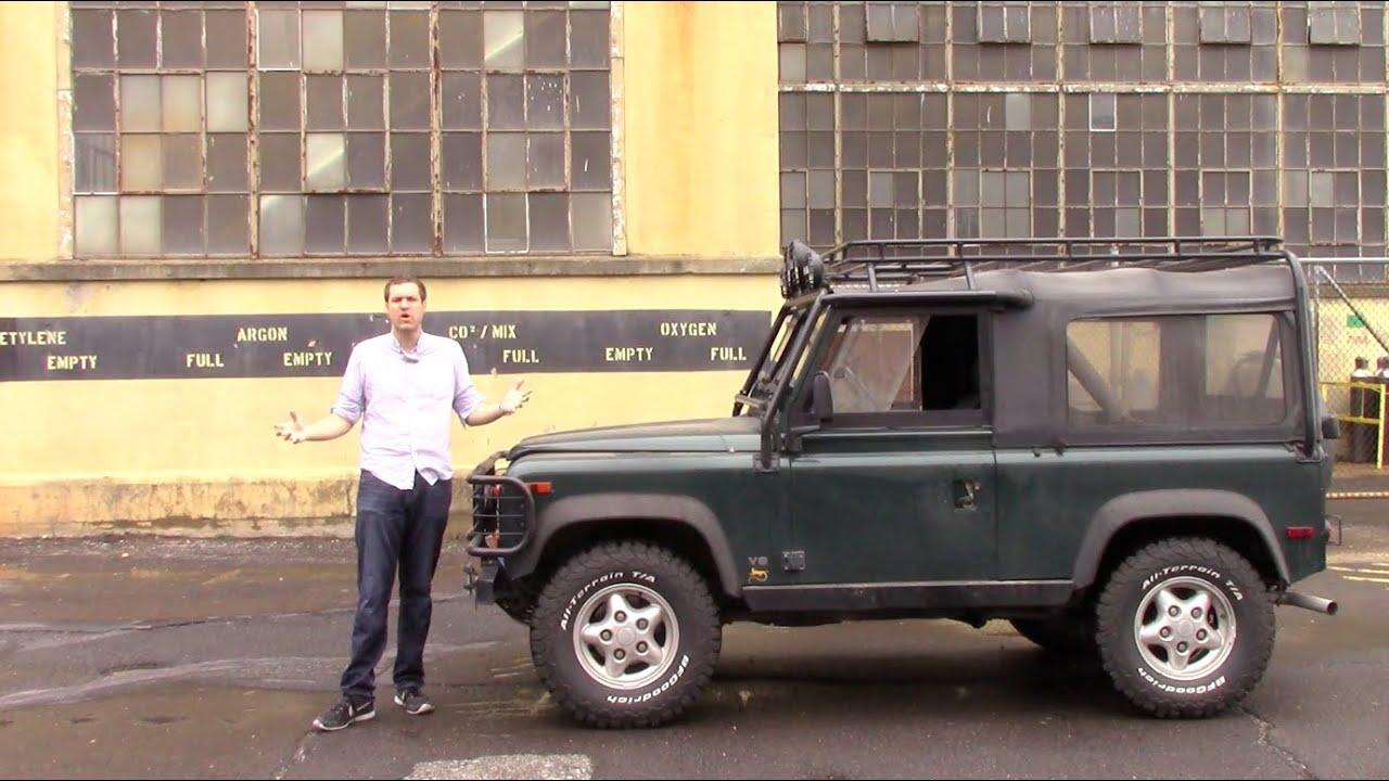 Here's Why The Land Rover Defender Costs $70,000 (Or More)
