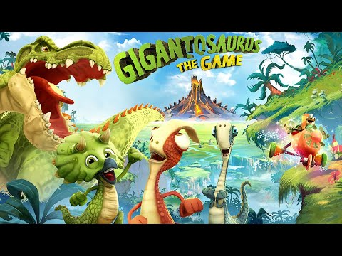 Gigantosaurus - Coming Soon - PC/PS4/Xbox1/Switch