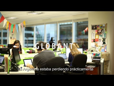 Globant: Nuestro plan de negocios fue una frase