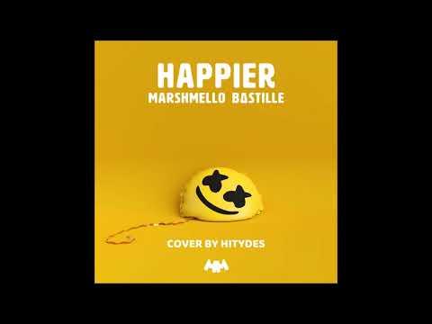 Marshmello ft. Bastille - Happier (Cover by HiTydes)