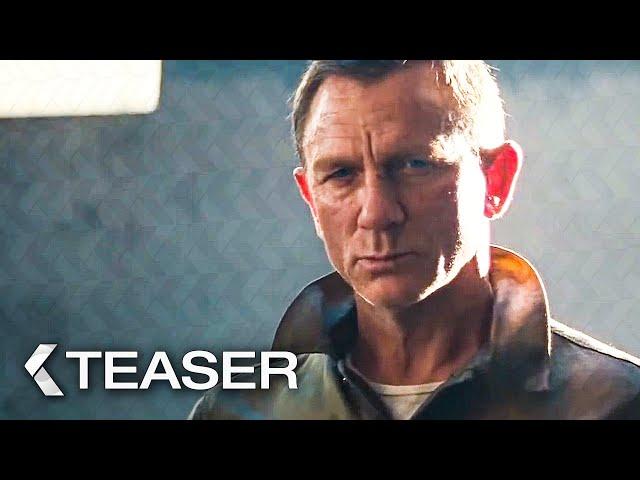 JAMES BOND 007: No Time To Die Teaser Trailer (2020)