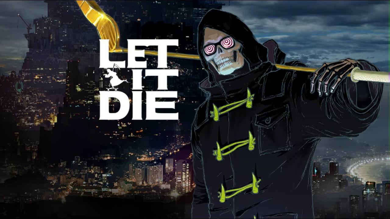 [Let It Die OST] Edo feat. Tenbi - YOKOZUNA KOKINA BOSS THEME