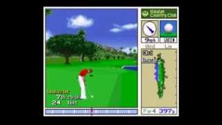 True Golf Classics: Waialae Country Club (Snes Intro and Gameplay)