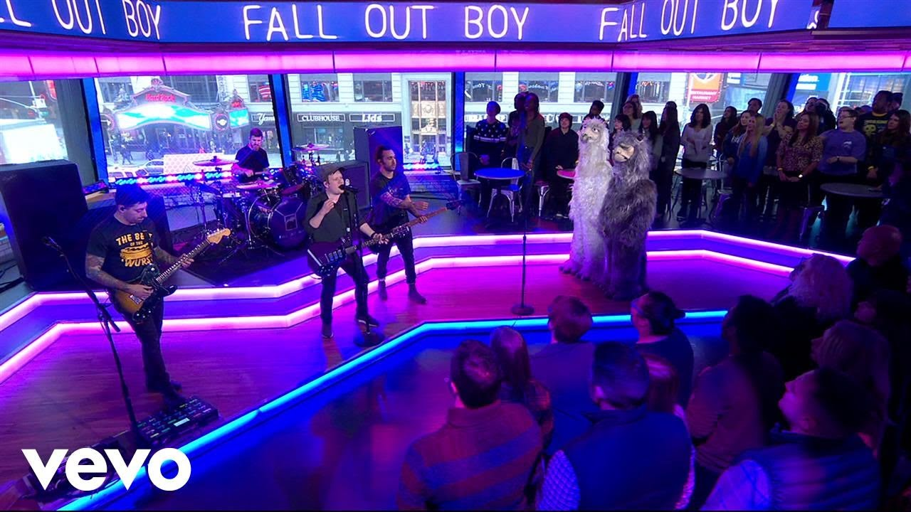 fall-out-boy-wilson-expensive-mistakes-live-on-good-morning-america-falloutboyvevo