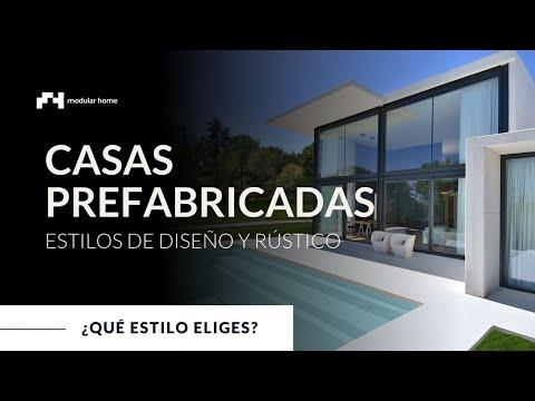 Casas prefabricadas casas modulares modular home youtube for Puertas prefabricadas