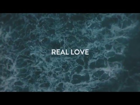 Real Love Lyric Video - Youth Revival - Hillsong Young & Free