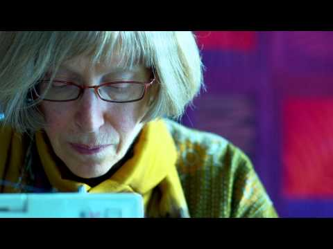 MyEdmonton Margie Davidson: Textile Artist