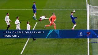 UEFA Champions League | SF | 2nd Leg l Chelsea v Real Madrid | Highlights