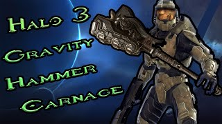 Halo 3 - I Love The Gravity Hammer