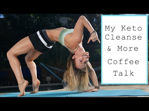 My Keto Cleanse & More | Coffee Talk
