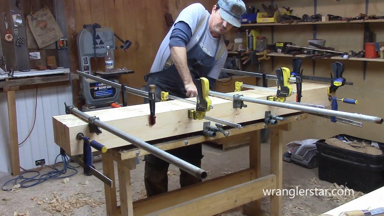 Poor Man S Carpenter S Bench 2 Wranglerstar Youtube