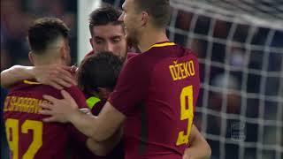 Il gol di Pellegrini - Roma - SPAL 3-1 - Giornata 15 - Serie A TIM 2017/18
