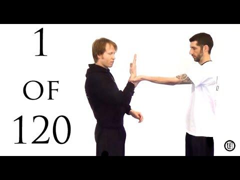 Lohan martial arts joint locks - part 1 of 120 - Norwich Choy Li Fut Kung Fu & Self-defence.