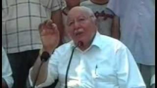 Prof.Dr.Necmettin Erbakan - Altınoluk Sohbetleri - 31 Ağustos 2007