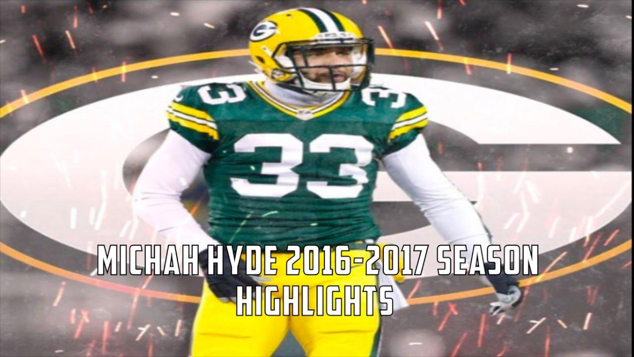 Micah Hyde 2016 2017 Highlights á´´á´°