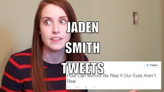 Jaden Smith Tweets