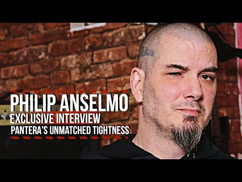 Philip Anselmo: Pantera Are Still the Tightest Band I've Ever Played With