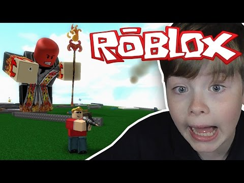 Let's Play Roblox GIANT SURVIVAL!! #2