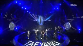 Tae-yang - Prayer + Only Look At Me, 태양 - 기도 + 나만 바라봐, Music Core 20080531