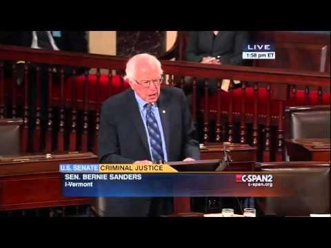 Bernie Sanders: No More Capital Punishment (10/29/2015)